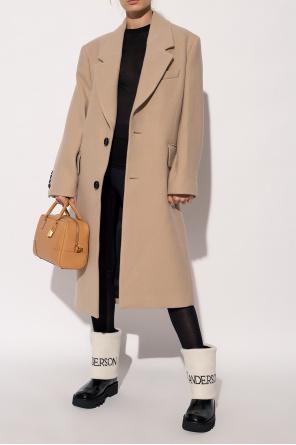 Coat with notch lapels od Ami Alexandre Mattiussi
