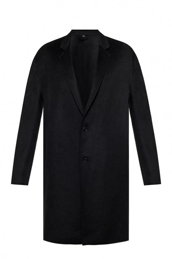 'Hanson' Coat With Notch Lapels by All Saints