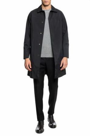 Single-vented coat od Theory