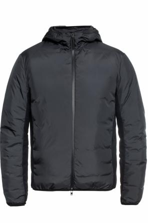 Hooded down jacket od Theory