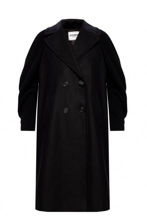 Notch lapel coat od Iceberg