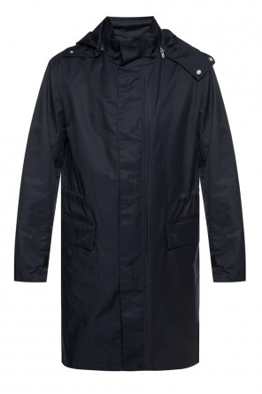 Jacket with removable hood od Theory