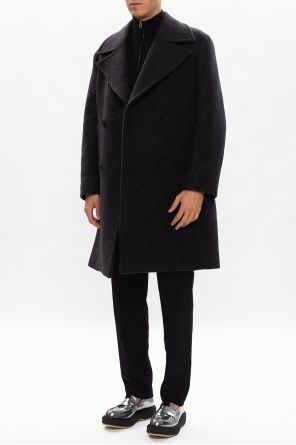 Wool coat od JIL SANDER
