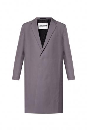 Wool coat od JIL SANDER