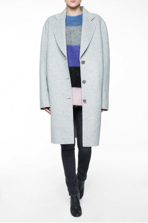 V-neck coat od Acne