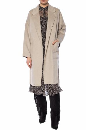 'lara' coat with slip pockets od AllSaints
