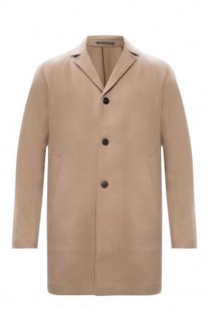 Coat with notched lapels od Samsøe Samsøe