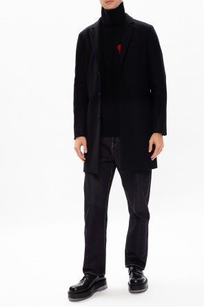 Coat with notched lapels od PS Paul Smith