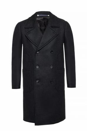 Single-vented double-breasted coat od Paul Smith