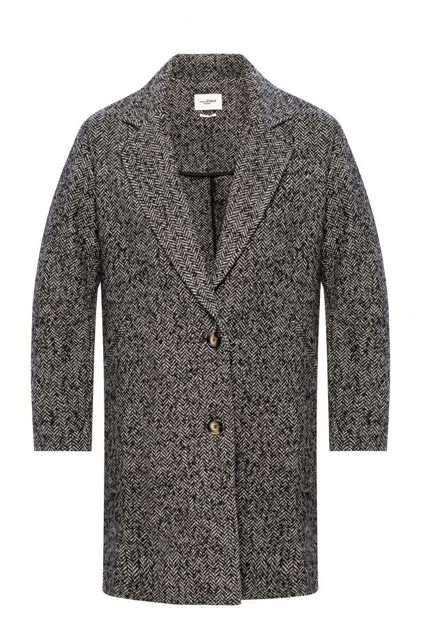 Isabel Marant Etoile Notch lapel coat
