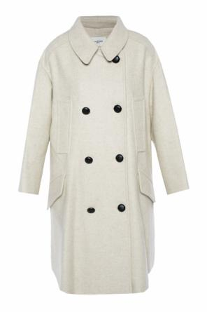 Oversize double-breasted coat od Isabel Marant Etoile