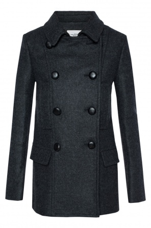 Cropped double-breasted coat od Isabel Marant Etoile