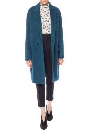 Wool coat od Isabel Marant