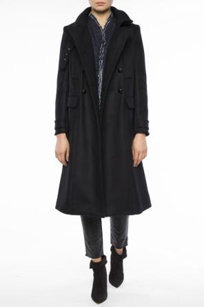 Double-breasted coat od Isabel Marant