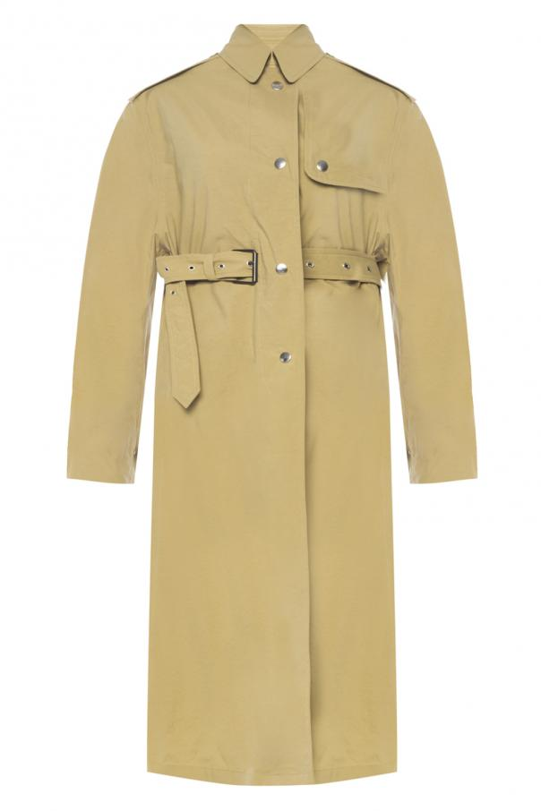 371a084b06e Trench coat with epaulettes Isabel Marant - Vitkac shop online