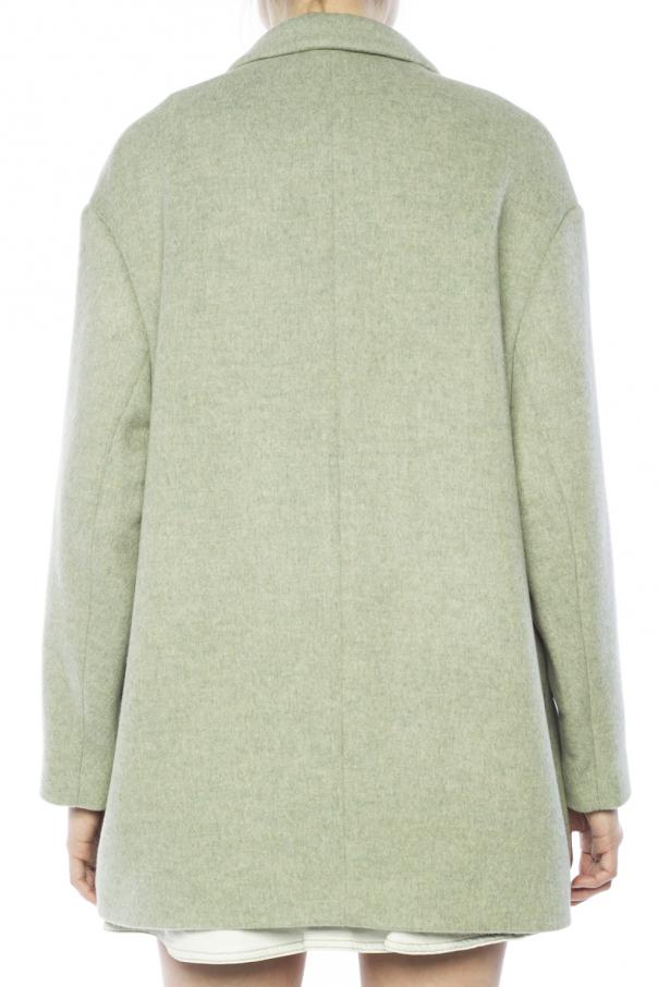 Cropped double-breasted coat od Isabel Marant