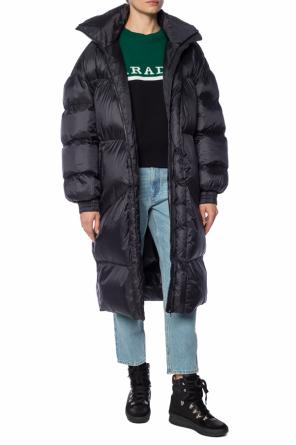 Quilted down coat od Isabel Marant Etoile