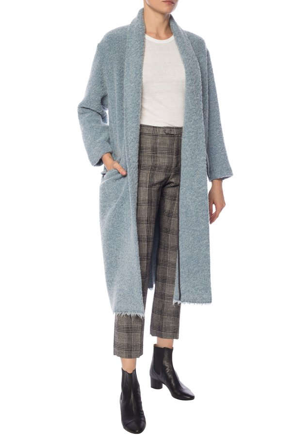Coat with a shawl collar od Isabel Marant Etoile