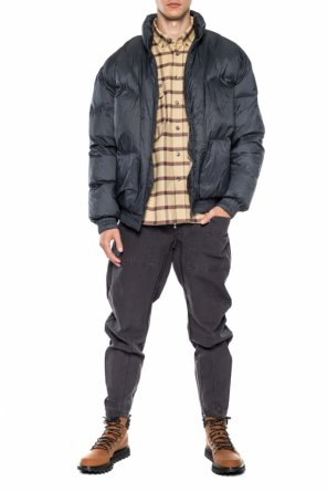 Quilted down jacket od Isabel Marant