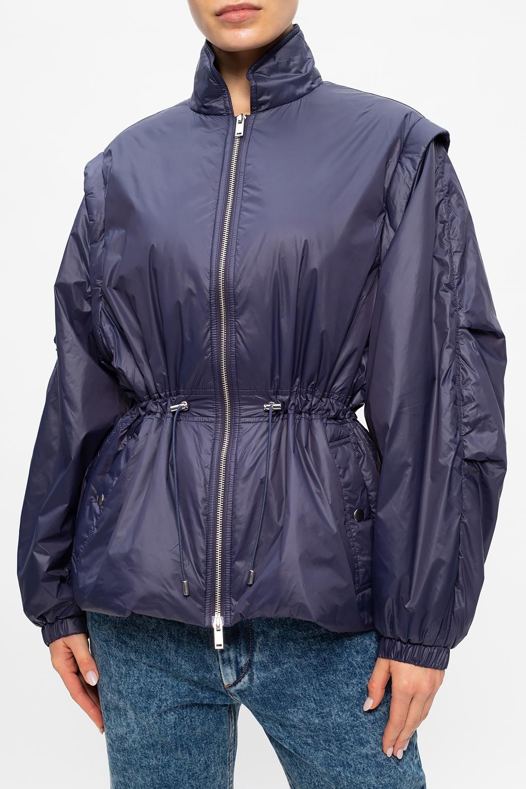 Isabel Marant Etoile Wrinkled jacket