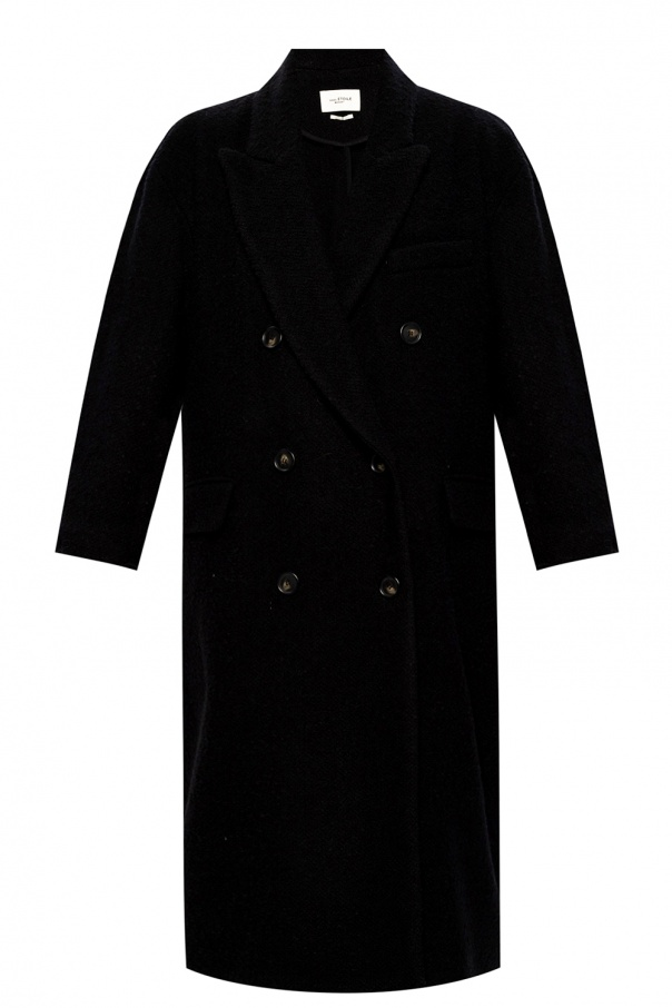 Isabel Marant Etoile Coat with notch lapels