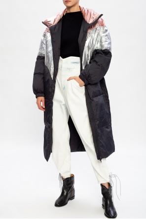 Jacket with metallic finish od Isabel Marant Etoile