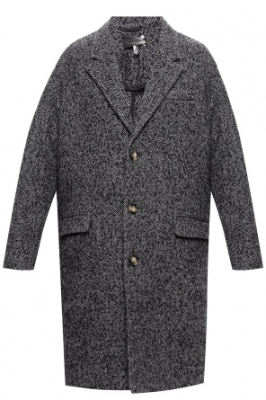 Coat with notched lapels od Isabel Marant