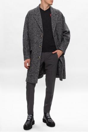 Płaszcz z otwartymi klapami od Isabel Marant