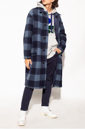 Reversible coat od Isabel Marant