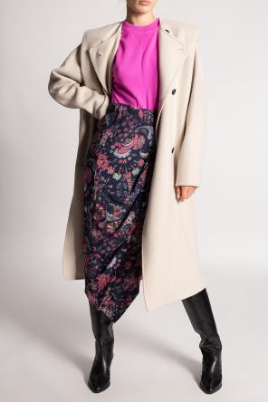 Wool coat od Isabel Marant