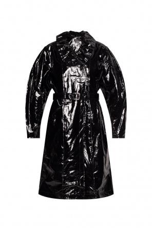 Shimmering coat od Isabel Marant