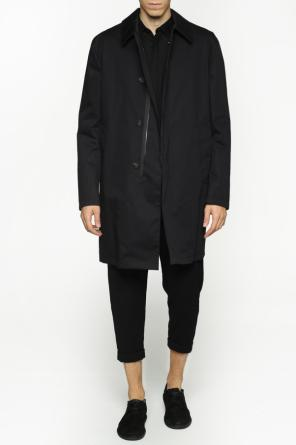Single-vented coat od Acne