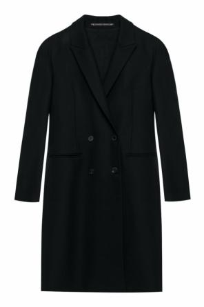 Double-breasted coat od AllSaints