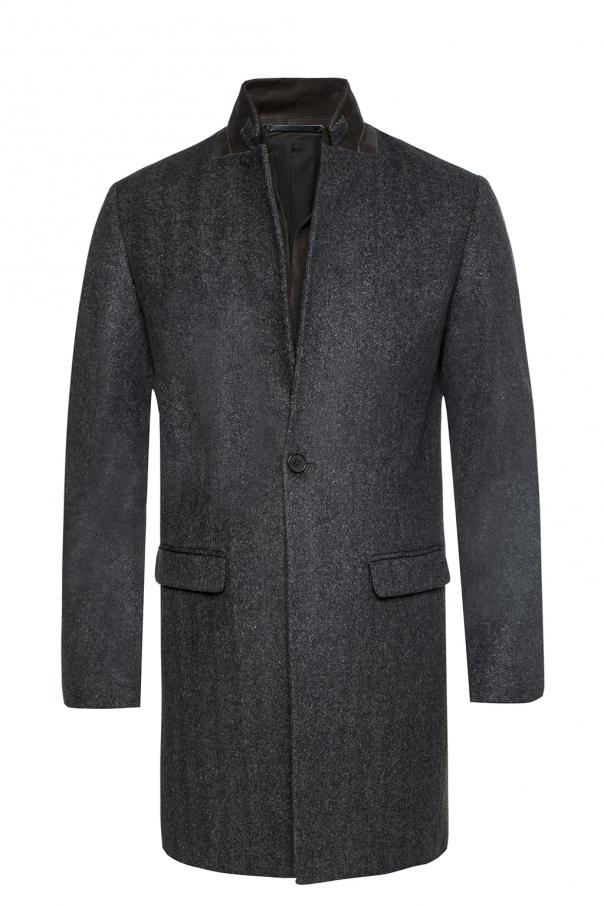 AllSaints 'Merton' single-vented coat
