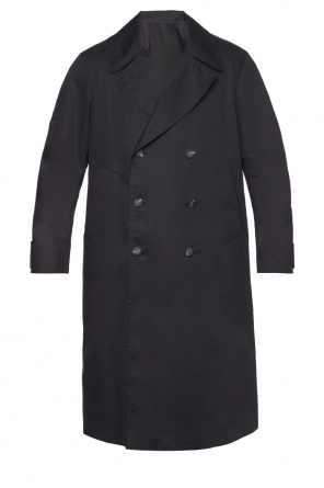 Double-breasted coat od Acne