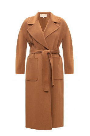 Belted coat od Michael Michael Kors