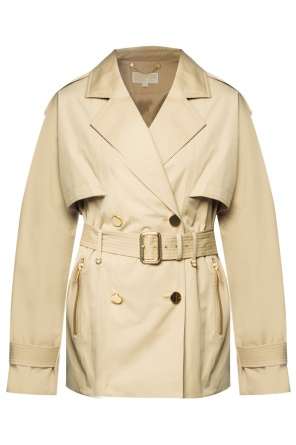 Double-breasted trench coat od Michael Kors