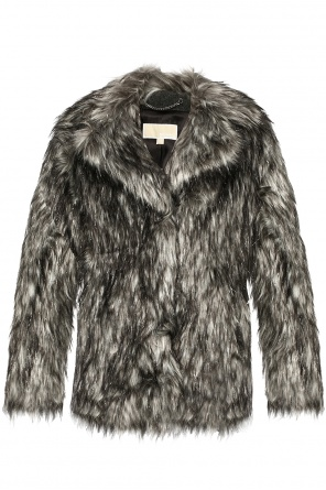 Fur coat od Michael Kors