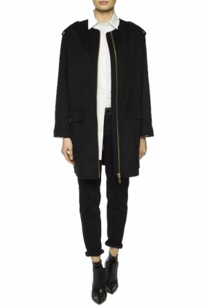 Coat with epaulettes od Michael Kors