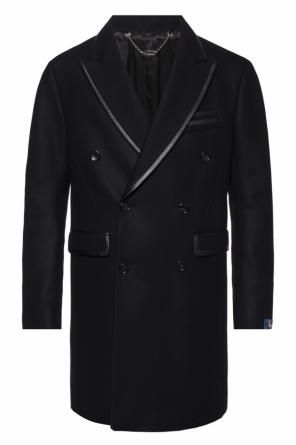 Single-vented coat od Billionaire