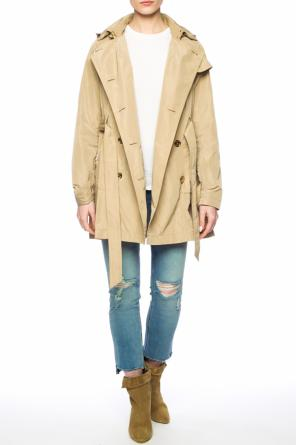 Belted waist trench coat od Michael Kors