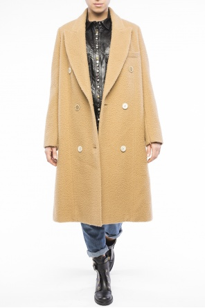 Single-vented coat od Golden Goose
