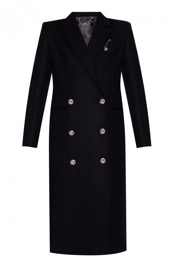 Philipp Plein Double-breasted coat
