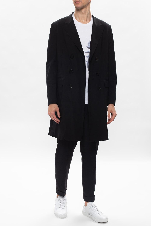 Neil Barrett Double-breasted coat