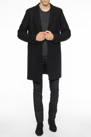 Coat with notch lapels od Paul Smith