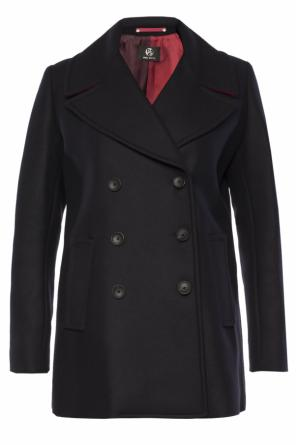 Cropped double-breasted coat od Paul Smith
