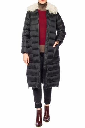 Down coat od Valentino Red
