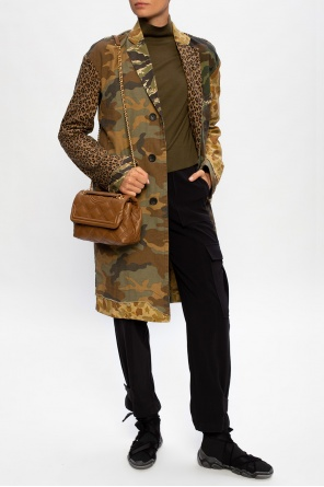 Patterned coat od R13