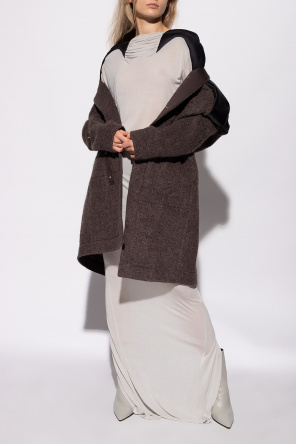 Coat with pockets od Rick Owens
