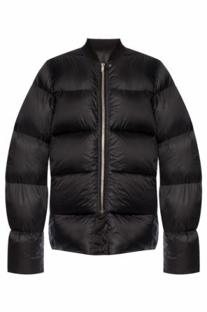 Quilted down jacket od Rick Owens